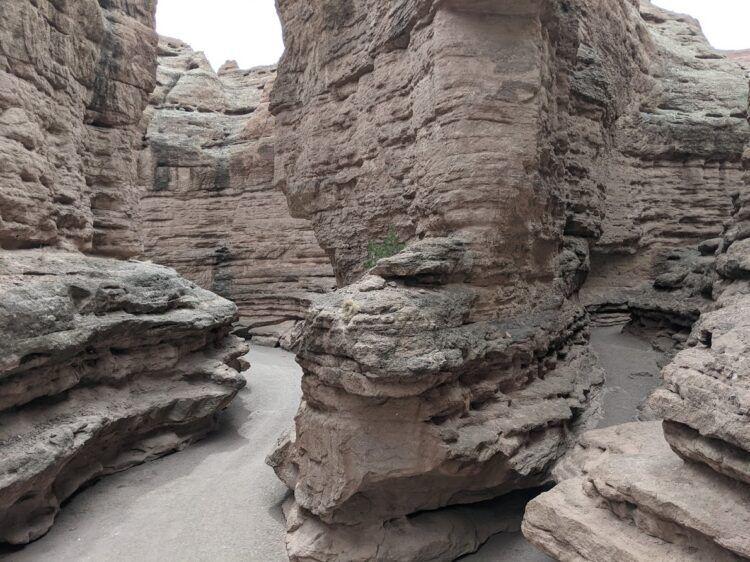New Mexico Slot Canyon