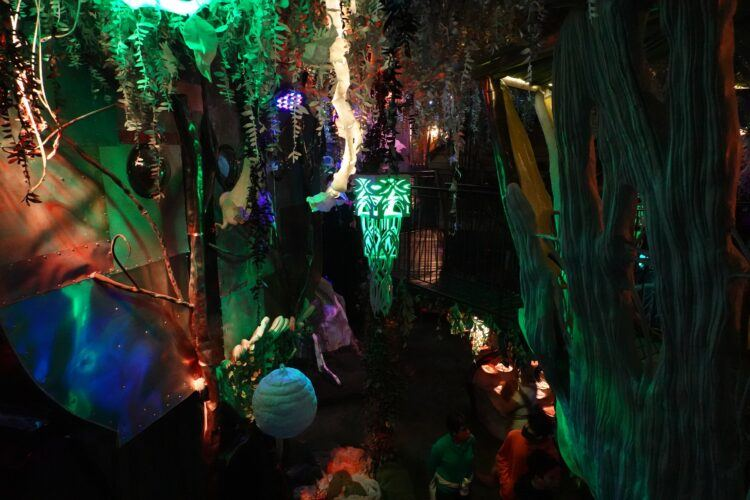 meow wolf santa fe forest