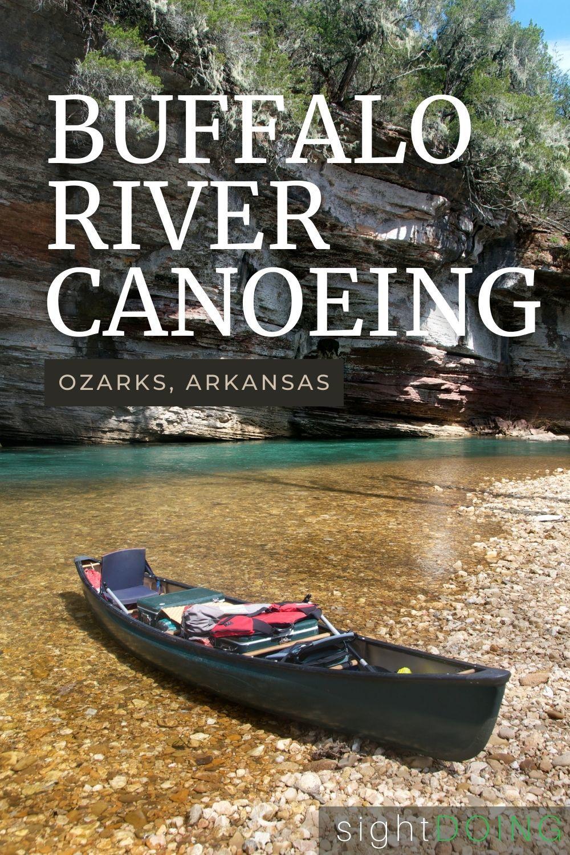 pinterest buffalo river canoeing