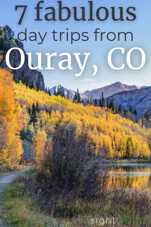 pinterest ouray colorado day trips