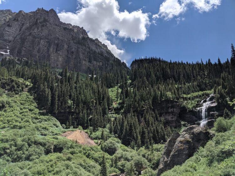 telluride colorado scenery