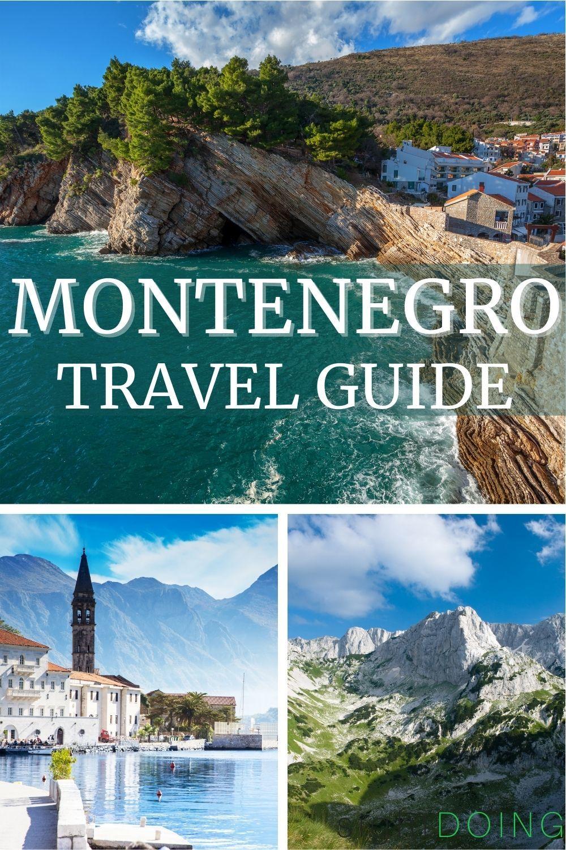 montenegro travel guide pinterest