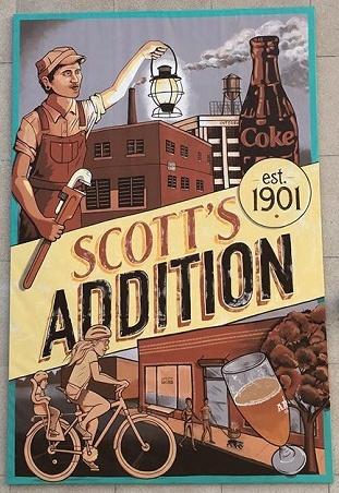 Scott's Addition Mural