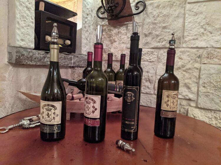 winery cermeniza