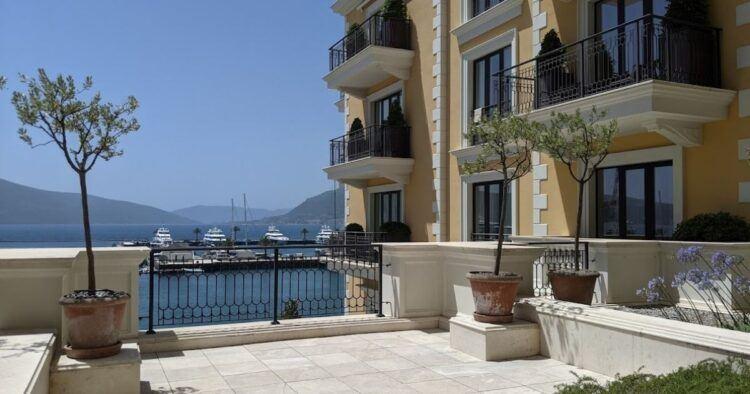 regent porto montenegro terrace